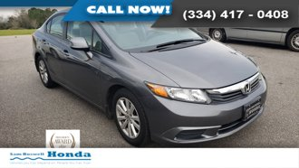 2012 Honda Civic Sedan EX