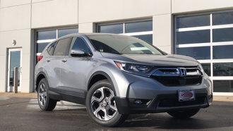 2019 Honda CR-V EXL