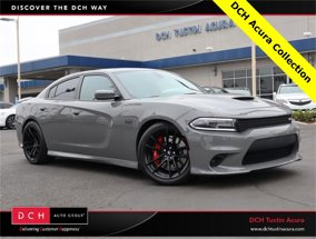 2018 DODGE CHARGER R/T 392 CHARGER R/T 392