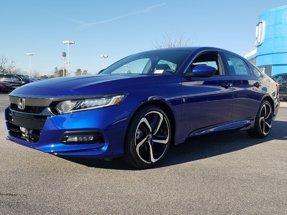 2019 Honda Accord Sedan Sport 2.0T