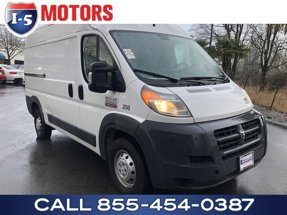2016 Ram ProMaster Cargo Van High Roof