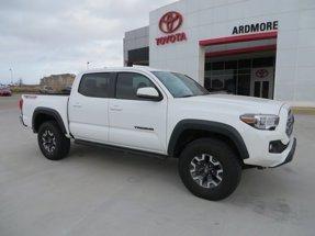 2017 Toyota Tacoma TRDOffroad