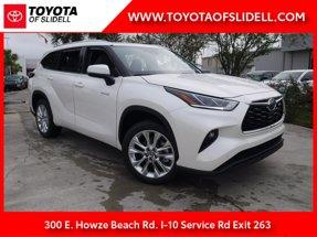 2021 Toyota Highlander Hybrid  Limited