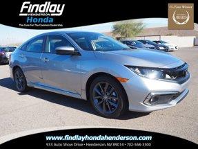 2020 Honda Civic Sedan EX-L CVT