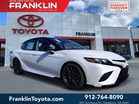 New 2020 Toyota Camry in Statesboro, GA
