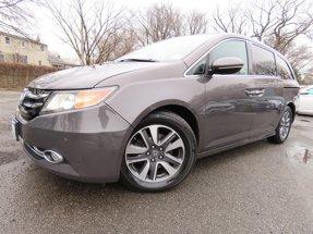2015 Honda Odyssey 5dr Touring