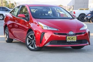 2021 Toyota Prius Limited