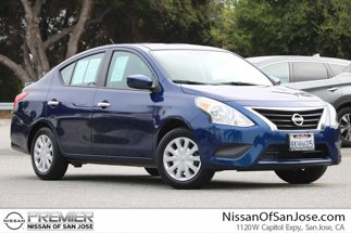 2019 Nissan Versa 1.6 SV