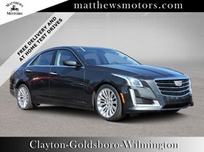 2015 Cadillac CTS Sedan Performance AWD