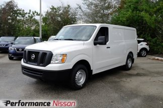 2019 Nissan NV2500 HD S