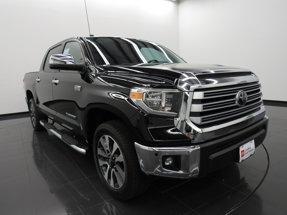 2018 Toyota Tundra Limited CrewMax 5.5