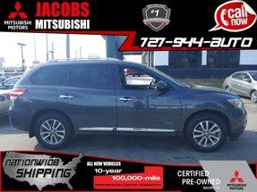 2014 Nissan Pathfinder SL Hybrid