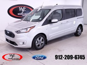 2020 Ford Transit Connect Wagon Titanium