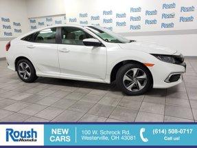 2020 Honda Civic Sedan LX CVT