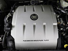 2007 Cadillac DTS V8