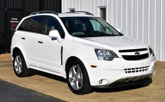 2014 Chevrolet Captiva Sport Fleet LTZ