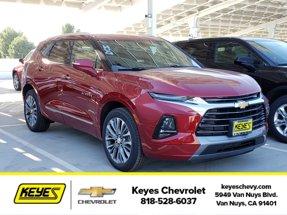 2020 Chevrolet Blazer Premier