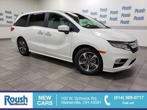 2020 Honda Odyssey Touring Auto