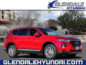 2020 Hyundai Santa Fe SE w/SULEV