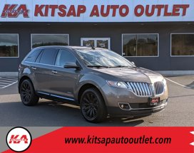 2012 Lincoln MKX Sport Utility 4D