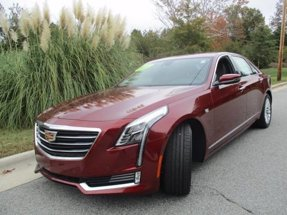 2016 Cadillac CT6 Sedan Luxury RWD