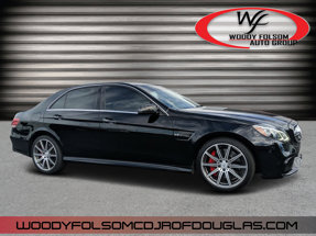2014 Mercedes-Benz E-Class E 63 AMG S-Model