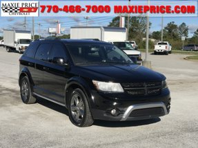 2016 Dodge Journey Crossroad Plus