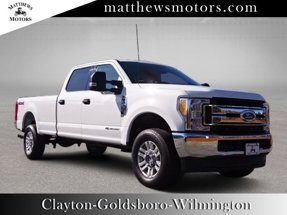 2017 Ford Super Duty F-250 SRW XLT 4WD SuperCrew