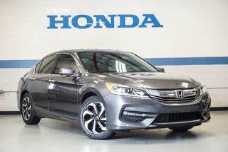 2017 Honda Accord Sedan EX-L V6