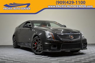 2013 Cadillac CTS-V Coupe Base