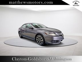 2018 Acura ILX Special Edition w/ Sunroof