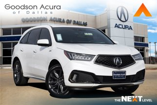 2020 Acura MDX w/Technology/A-Spec Pkg