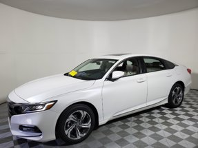 2020 Honda Accord Sedan EX 1.5T