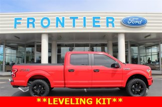 2019 Ford F-150 LEVEL KIT XL 4X4 SuperCrew Long Bed