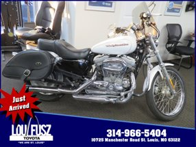 2007 Harley-Davidson Sportster XL883C