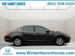 2011 Honda Accord Sedan LX-P
