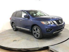 2020 Nissan Pathfinder 4x4 Platinum