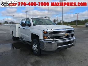 2018 Chevrolet Silverado 3500HD Work Truck