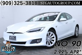 Used Tesla Model S Montclair Ca
