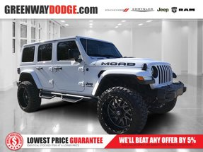 2019 Jeep Wrangler Unlimited Unlimited Moab