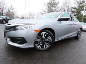 2017 Honda Civic Coupe EX-L CVT