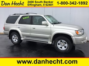 2001 Toyota 4Runner Limited