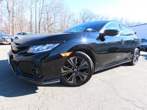 2017 Honda Civic Hatchback EX CVT