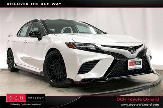 2020 Toyota Camry TRD V6
