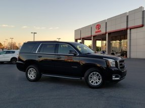 2015 GMC Yukon SLE