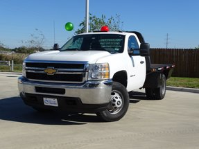2013 Chevrolet Silverado3500HD WorkTruck