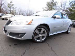 2010 Pontiac G6 4drSdnw/1SH