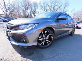 2017 Honda Civic Hatchback Sport CVT