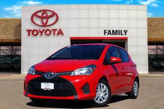 2015 Toyota Yaris STD