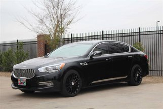 2016 Kia K900 Luxury